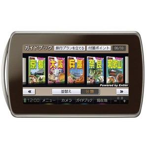 Panasonic(パナソニック) 旅ナビ 5.0型 ポータブルトラベルナビゲーション CN-SG500L-T 【ワンセグチューナー内蔵】