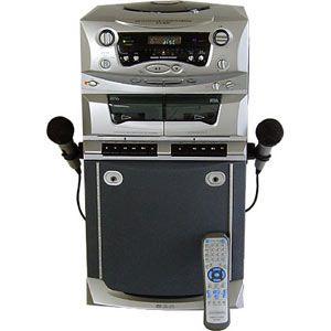 DVDカラオケシステム DVC-W501 - 拡大画像