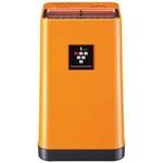 SHARP(シャープ) プラズマクラスターイオン発生機 高濃度「プラズマクラスター25000」搭載 ポータブルタイプ IG-C20-D オレンジ系