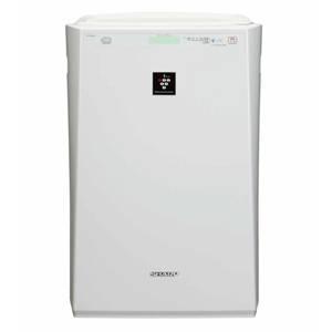 SHARP(シャープ) 加湿空気清浄機(空清24畳まで ホワイト系) 高濃度「プラズマクラスター7000」搭載 FU-Z51CX-W