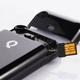 【2012年1月6日より順次発送】Q-Power iPhone用 充電池付きケース ★3G対応 (ブラック) - 縮小画像2