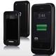 【2012年1月6日より順次発送】Q-Power iPhone用 充電池付きケース ★3G対応 (ブラック) - 縮小画像3