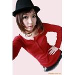 【大きいサイズ レディース】超かわファッション人気Tシャツ★レッド