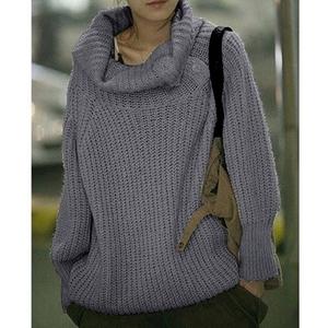 超かわ人気セーター★グレー