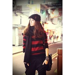 赤×黒人気セーター★