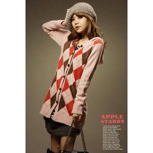 超かわファッションカーディガン★ピンク