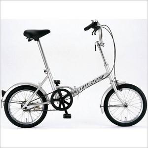 FIELD CHAMP(フィールドチャンプ) 折り畳み自転車 ハイグレードバージョン - 拡大画像