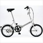 お手軽♪折りたたみ自転車フィールドチャンプ!ついに出たハイグレードバージョン!