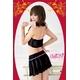 SEXY☆ブラックシースルーチャイナドレス コスプレ - 縮小画像3