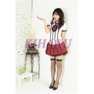 コスプレ 【学生服】 3点セット制服☆コスプレ☆コスチューム 6020