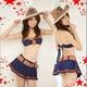 コスプレ 【学生服】ベルト付きコスプレ女子制服 6032 写真1