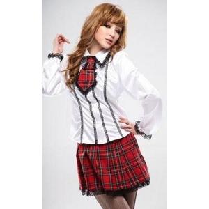 コスプレ 【学生服】大きいリボンのコスプレ*コスチューム 6050
