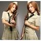 コスプレ ネクタイ付ワンピース風セーラー服  婦警 5325 - 縮小画像1