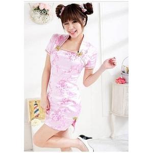 コスプレ 2011新作 ピンクの可愛いチャイナ服