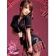 コスプレ 黒×赤チェック ミニスカ女子制服 コスチューム - 縮小画像3