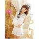 コスプレ 清楚なセーラー服コスチューム6点セット/AKB48 - 縮小画像2