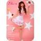 コスプレ 2011年新作 ピンクの可愛いメイドさん3点セット コスチューム - 縮小画像2