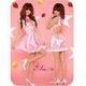 コスプレ 2011年新作 ピンクの可愛いメイドさん3点セット コスチューム - 縮小画像4