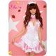 コスプレ 2011年新作 ピンクの可愛いメイドさん3点セット コスチューム - 縮小画像5