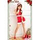 コスプレ 2011年新作 クリスマス☆サンタクロースコスプレセット s008 /コスチューム/ - 縮小画像2