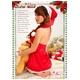 コスプレ 2011年新作 クリスマス☆サンタクロースコスプレセット s008 /コスチューム/ - 縮小画像3