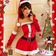 コスプレ 2011年新作 クリスマス☆サンタクロースコスプレセット s005 /コスチューム/ - 縮小画像1