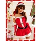 コスプレ 2011年新作 クリスマス☆サンタクロースコスプレセット s005 /コスチューム/ - 縮小画像2
