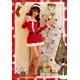 コスプレ 2011年新作 クリスマス☆サンタクロースコスプレセット s005 /コスチューム/ - 縮小画像3