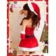 コスプレ 2011年新作 クリスマス☆サンタクロースコスプレセット s005 /コスチューム/ - 縮小画像4