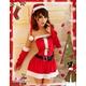 コスプレ 2011年新作 クリスマス☆サンタクロースコスプレセット s005 /コスチューム/ - 縮小画像5