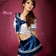 コスプレ 2011年新作 アキバ系 女子高生セーラー服/コスプレ/コスチューム/ - 縮小画像1