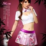 コスプレ 2011年新作 胸元セクシーミニチャイナセット/コスプレ/コスチューム/