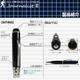 【小型カメラ】ペン型マルチカメラ(匠ブランド)『JournalistII』(ジャーナリスト2) HD画質 内蔵8GB 写真5