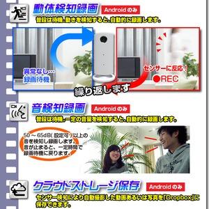 【ホームカメラ】WiFiホームカメラ(匠ブランド)『Smart Pole』(スマートポール) f05