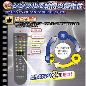 TVリモコン型ビデオカメラ(匠ブランド)『Sentinel』(センチネル) h03