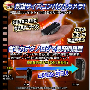 ミニDVカメラ(匠ブランド)『Mini-DV4』(ミニDV4) h02