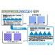 ひんやりタオル(ICE 3Dタオル) Mサイズ ブルー - 縮小画像4