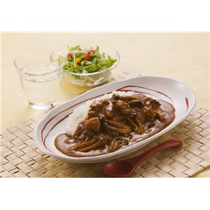 比内地鶏 カレーと桃豚カレーセット(各3食×2種 計6食入り)