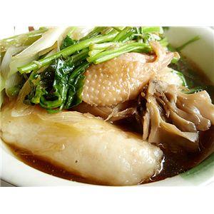 新米「あきたこまち」を使った旬のきりたんぽ鍋!ストレートスープ付き・野菜無し(3人前)