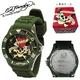 ed hardy(エドハーディー) 腕時計 メンズ/レディース【MH-LK0386】グリーン - 縮小画像1