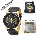 ed hardy(エドハーディー) 腕時計 メンズ/レディース【AD-GD0042】