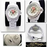 エドハーディー 腕時計 ユニセックス 腕時計 【日本限定モデル】ラブキル ストーン付き 【DU-WC】