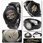 エドハーディー 腕時計 ユニセックス 腕時計 【日本限定モデル】ラブキル ストーン付き 【DU-BC】