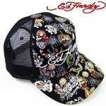 Ed Hardy(エドハーディー) キャップ ED HARDY LIMITED CAP/ SPECIAL LIMITED タイガー ラブキル ニューヨーク 【A2N0HA8K】