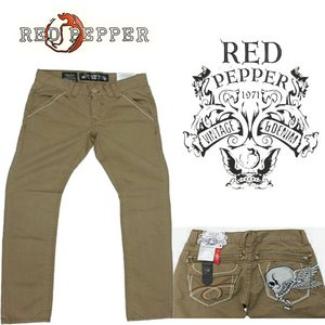 red pepper(レッドペッパー) メンズデニム ストレート #8936-10  30