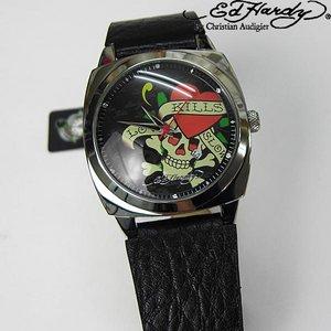 エドハーディー 腕時計【ED HARDY】SLAYER シリーズ LOVE KILLS SLOWLY ラブキル【SY-LK】  - 拡大画像