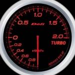 Defi-Link Meter ADVANCE BF (デフィー リンクメーター アドバンスBF) ターボ計(MAX200kPa)φ60