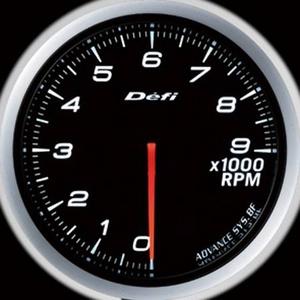 Defi-Link Meter ADVANCE BF (デフィー リンクメーター アドバンスBF) タコメーター 60φ ホワイトモデル