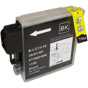 【ブラザー工業(BROTHER)対応】LC11BK 互換インクカートリッジ ブラック 【10個セット】 h02