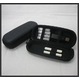 電子タバコの持ち運びに便利☆『電子タバコケース(ブラック)』(ソフトケース・小物入れ) 写真1